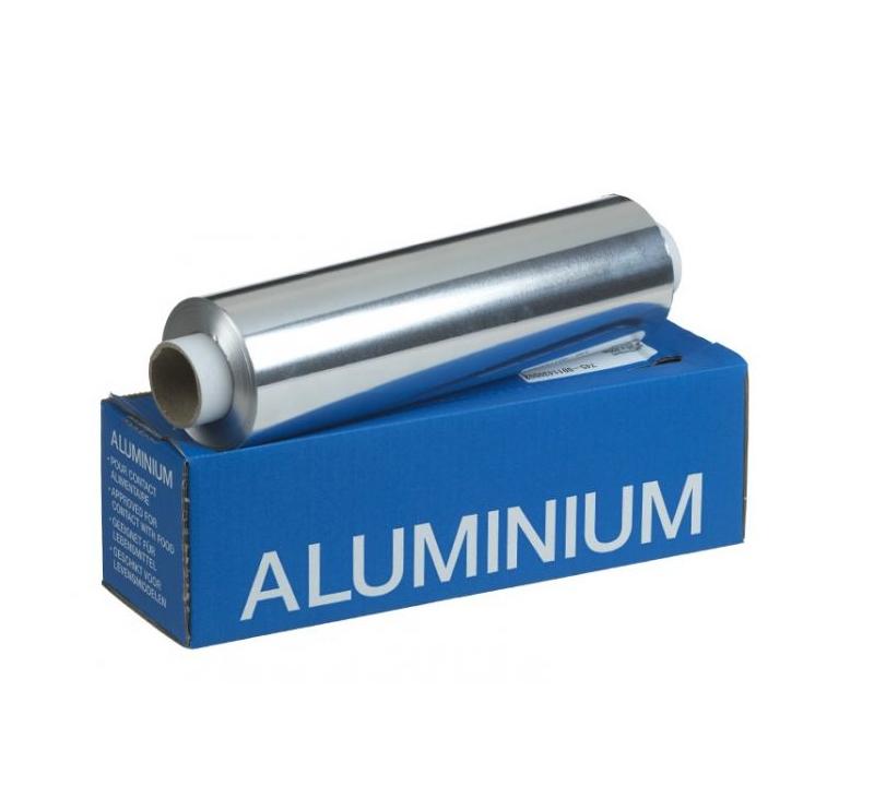 aluminium folie 30 cm doos 6x6