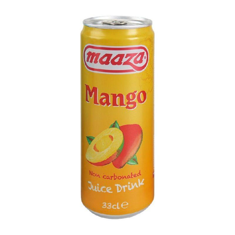 Maaza mango 2x12 st